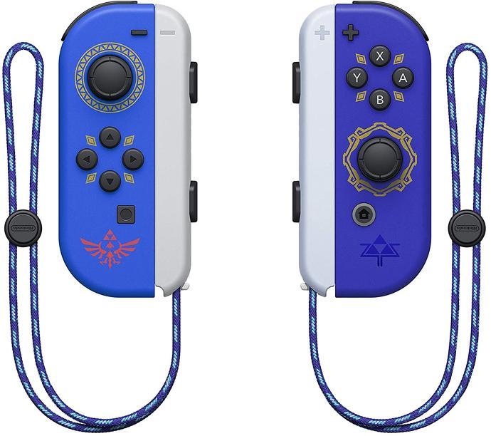 Joy-Cons Zelda